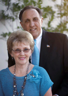 Pastor Tom and Linda Galovich